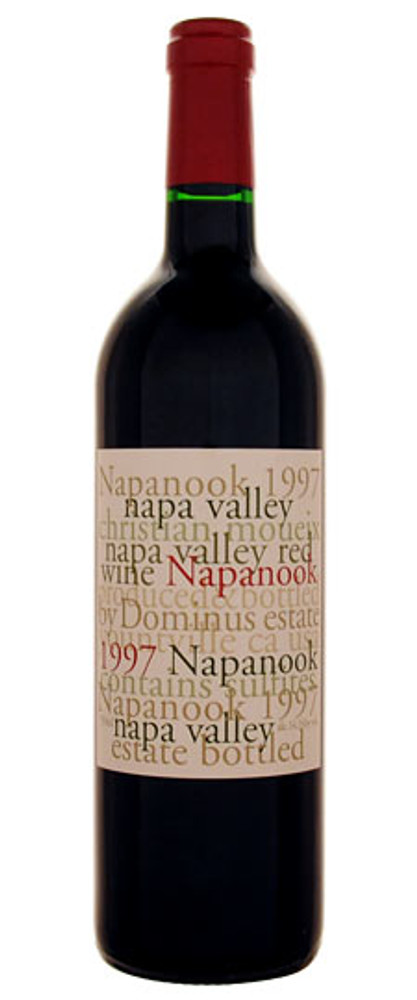 Dominus Estate Napanook Proprietary Red 1997 750ml