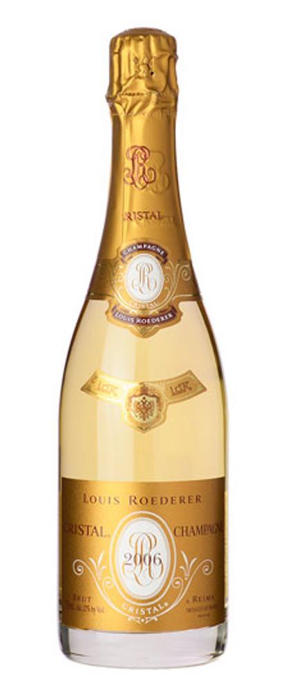 Louis Roederer Cristal Champagne Brut 2006 750ml
