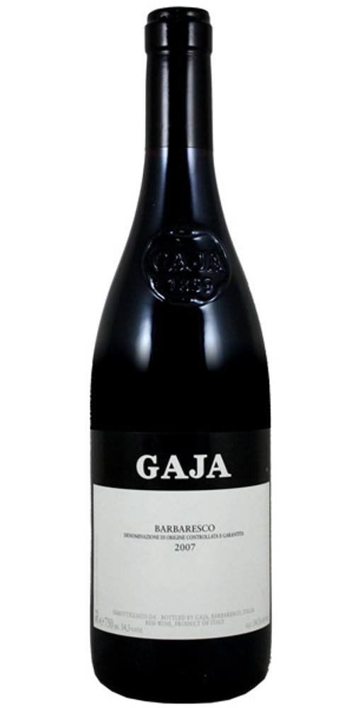 Gaja Barbaresco 2007 750ml