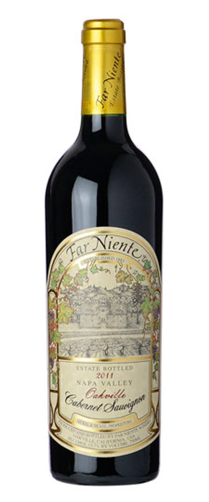 Far Niente Estate Bottled Cabernet Sauvignon Napa Valley 2011 750ml
