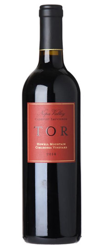 Tor Cabernet Sauvignon Cimarossa Vineyard 2014 750ml