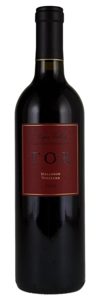 Tor Cabernet Sauvignon Melanson Vineyard 2014 750ml