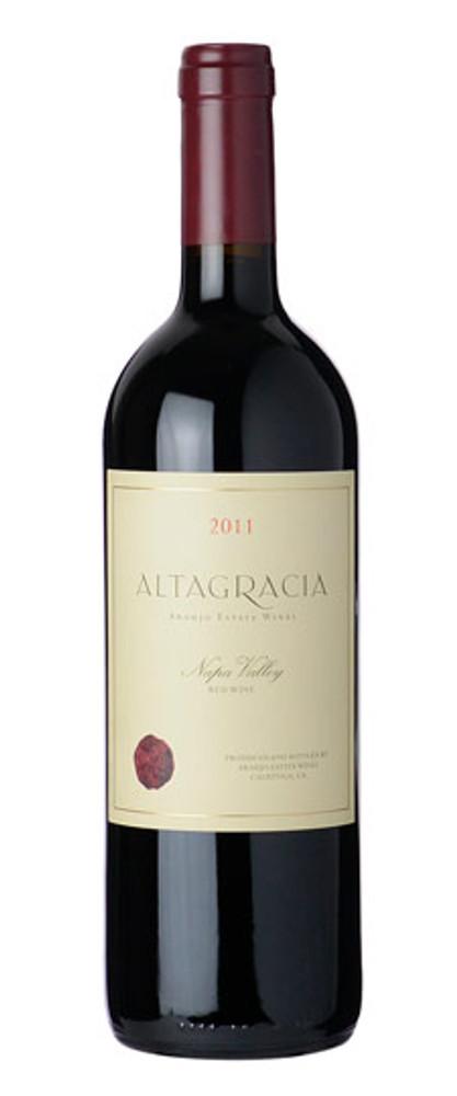 Araujo Estate Altagracia Proprietary Red Napa Valley 2011 750ml