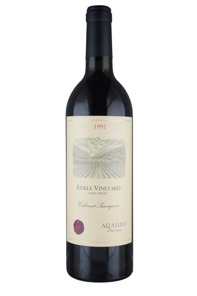 Araujo Estate Cabernet Sauvignon Eisele Vineyard 1991 750ml