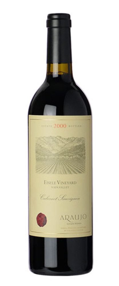 Araujo Estate Cabernet Sauvignon Eisele Vineyard 2000 750ml