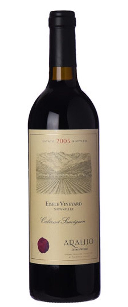 Araujo Estate Cabernet Sauvignon Eisele Vineyard 2005 750ml