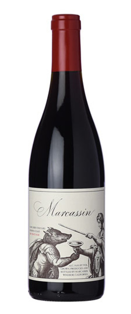Marcassin Pinot Noir Marcassin Vineyard 2010 750ml