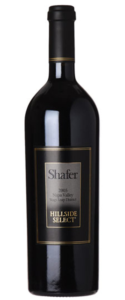 Shafer Hillside Select Cabernet Sauvignon 2005 750ml