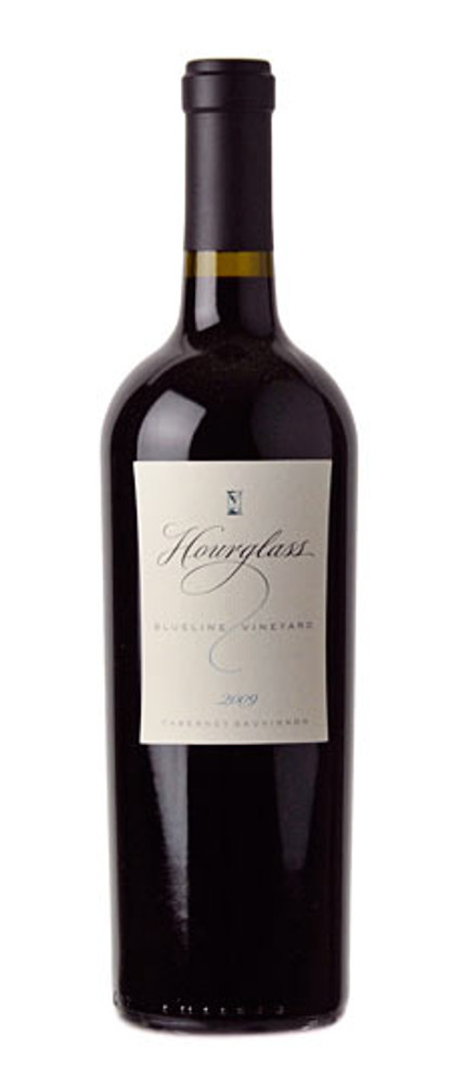 Hourglass Cabernet Sauvignon Blueline Vineyard 2009 750ml
