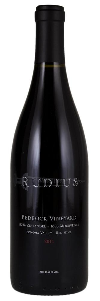 Rudius Proprietary Red Bedrock Vineyard 2011 750ml