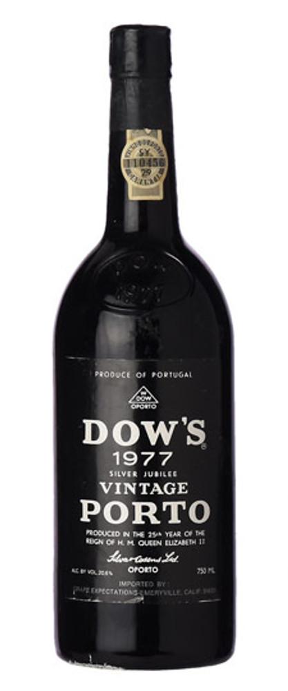 Dow's Vintage Port 1977 750ml