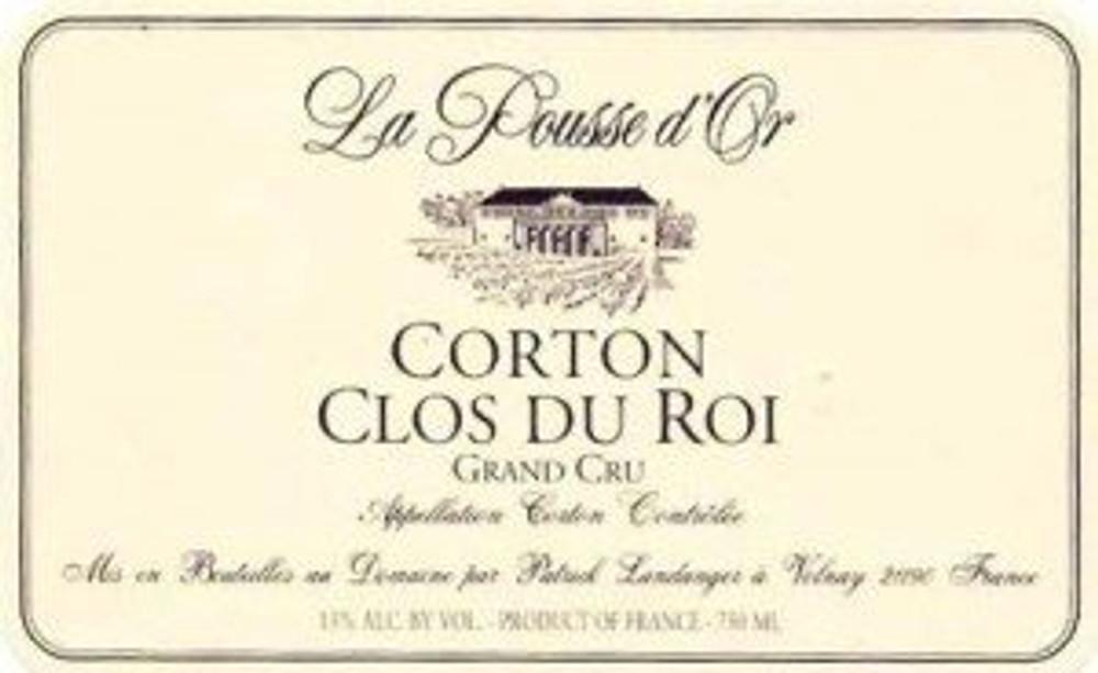 Domaine de la Pousse d'Or Corton Clos du Roi Grand Cru Ex-Domaine Vertical Lot (8 x 750ml)
