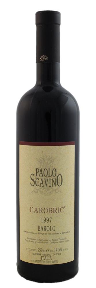 Paolo Scavino Barolo Carobric 1997 3000ml [Ex-Domaine]