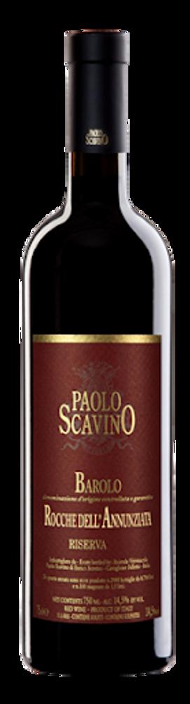 Paolo Scavino Barolo Riserva Rocche dell'Annunziata 1996 3000ml [Ex-Domaine]