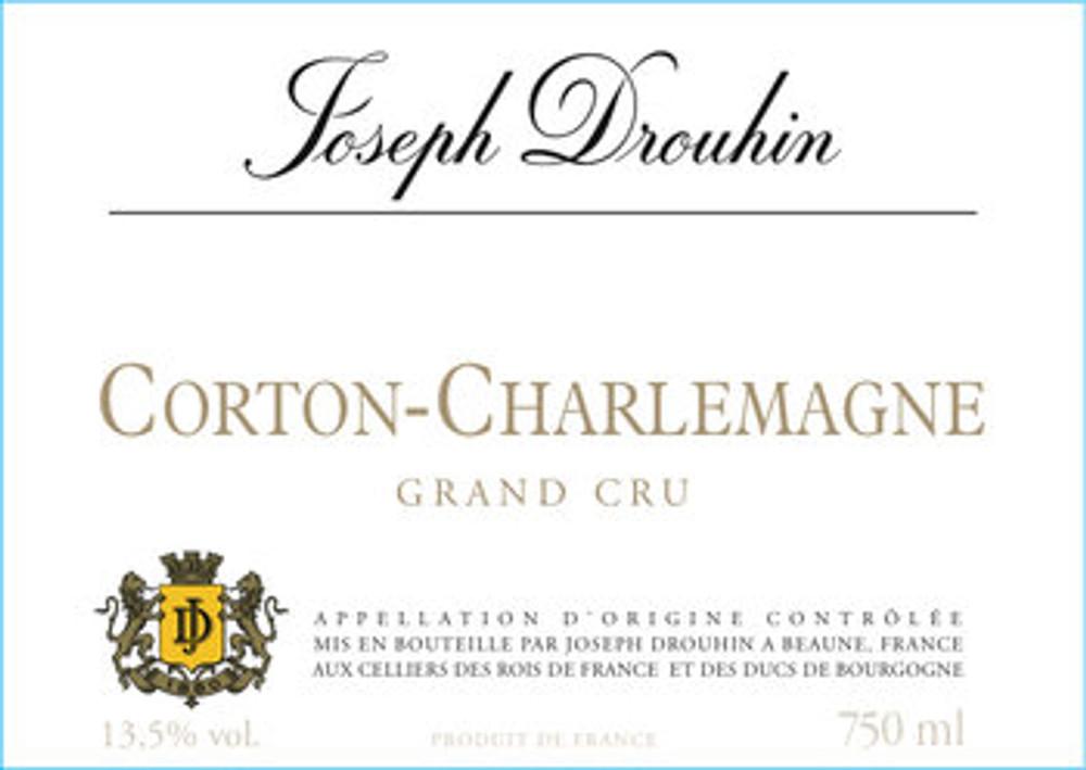 Joseph Drouhin Corton Charlemagne Grand Cru 2006 750ml