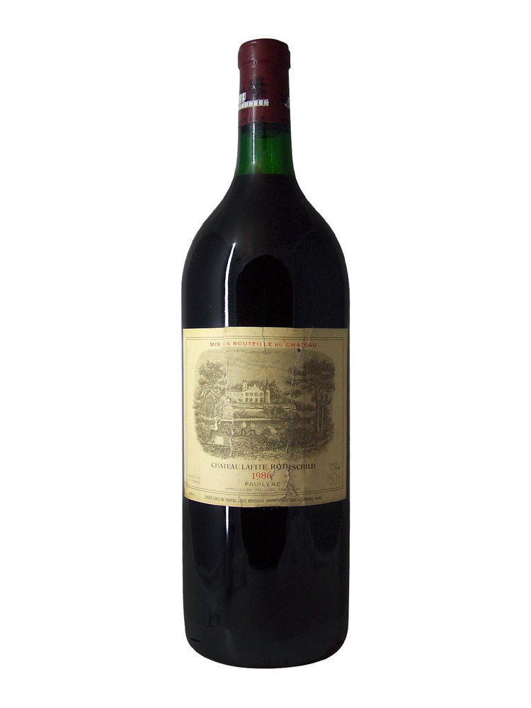 Lafite Rothschild 1986 1500ml