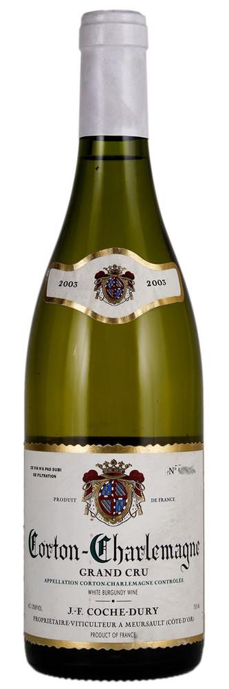 Domaine Coche-Dury Corton Charlemagne Grand Cru 2003 750ml