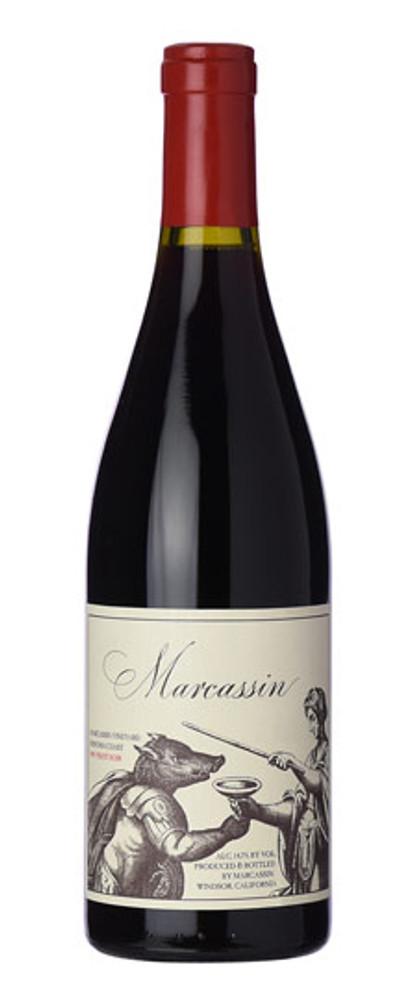 Marcassin Pinot Noir Marcassin Vineyard 1999 750ml