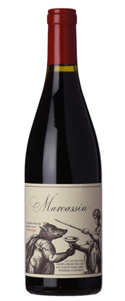 Marcassin Pinot Noir Marcassin Vineyard 2000 750ml