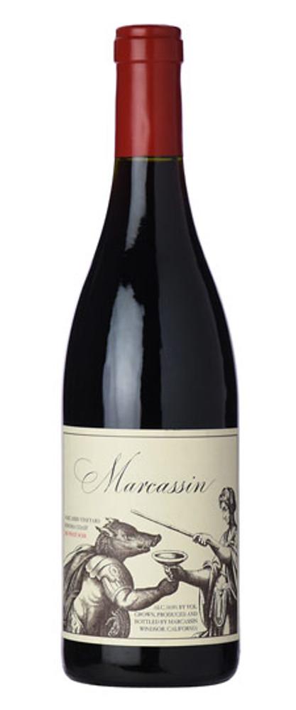 Marcassin Pinot Noir Marcassin Vineyard 2001 750ml