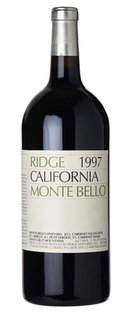 Ridge Monte Bello 1997 3000ml