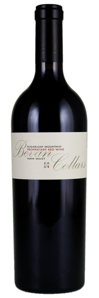 Bevan The Whitney Red Wine Sugarloaf Mountain Vineyard 2009 750ml