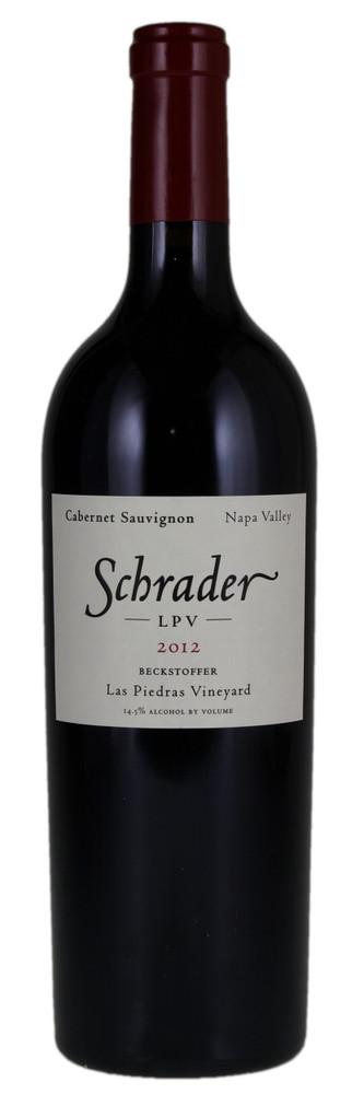 Schrader LPV Cabernet Sauvignon Las Piedras Vineyard 2012 750ml