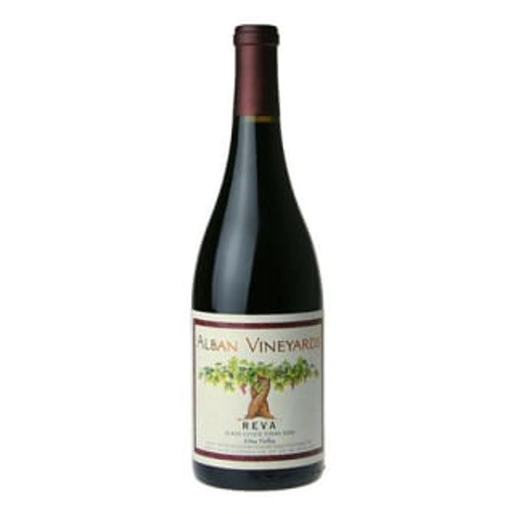 Alban Syrah Reva Alban Estate Vineyard 2012 1500ml