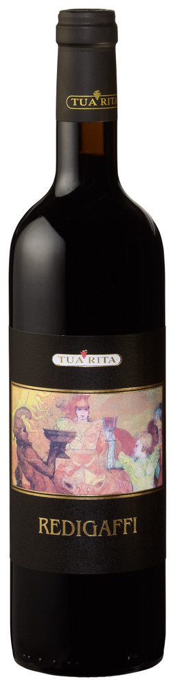 Tua Rita Redigaffi Toscana 2000 750ml