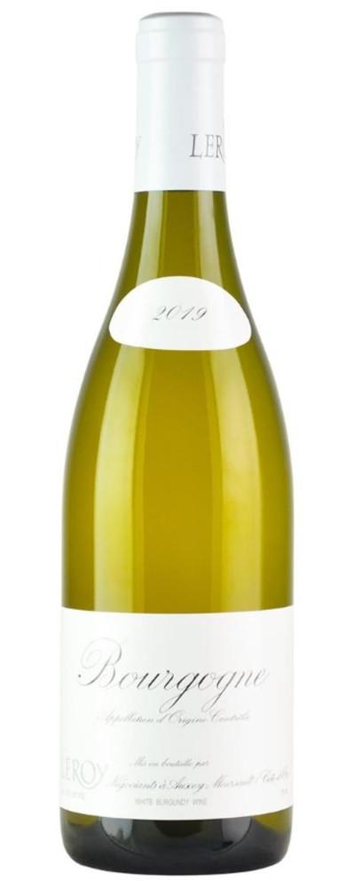 Maison Leroy Bourgogne Blanc 2019 750ml