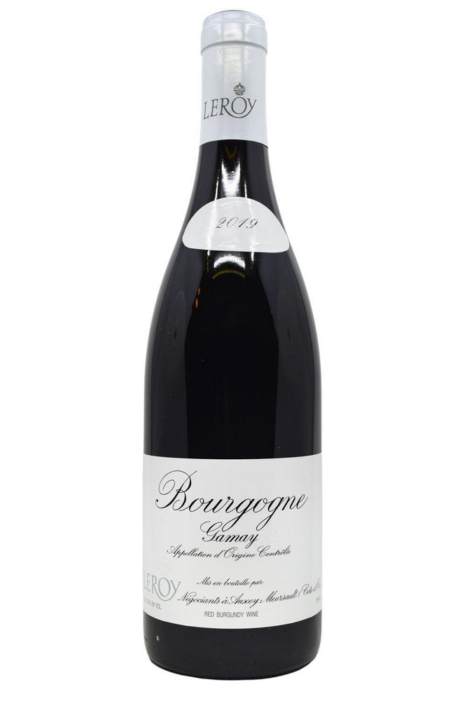 Maison Leroy Bourgogne Gamay 2019 750ml