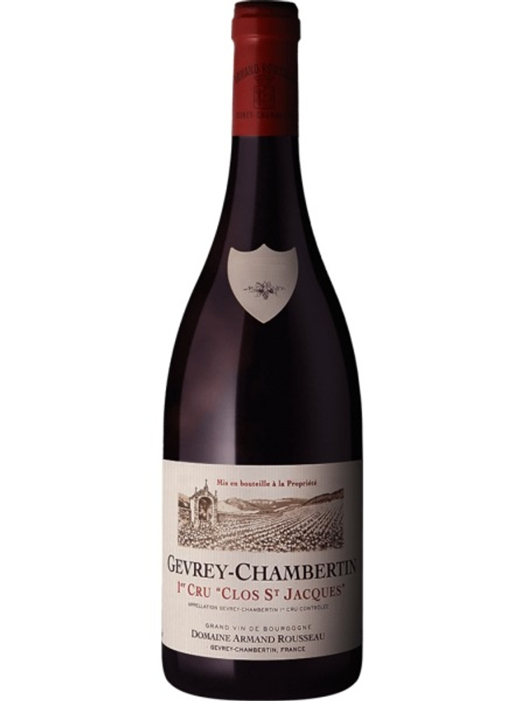 Domaine Armand Rousseau Gevrey-Chambertin Clos Saint Jacques 1er Cru 2010 750ml