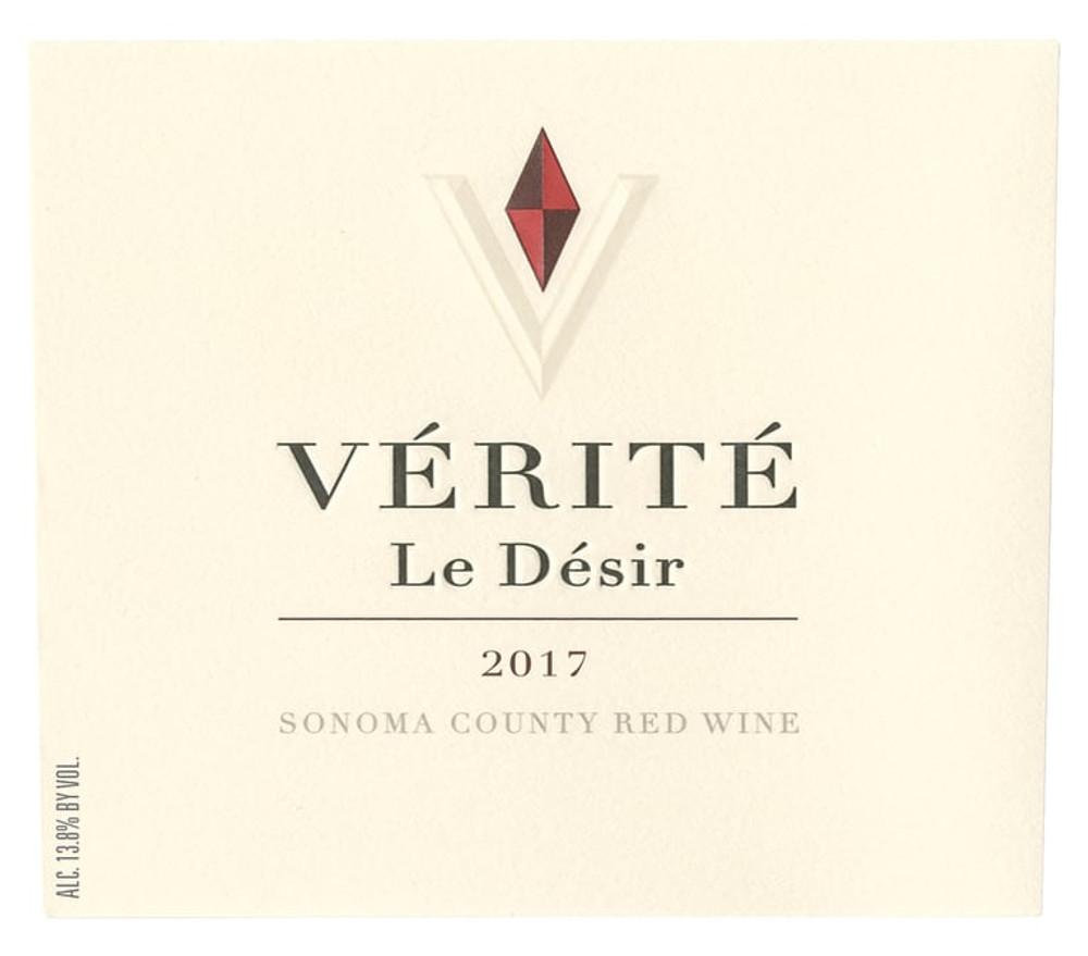 Verite Le Desir Sonoma County 2017 750ml
