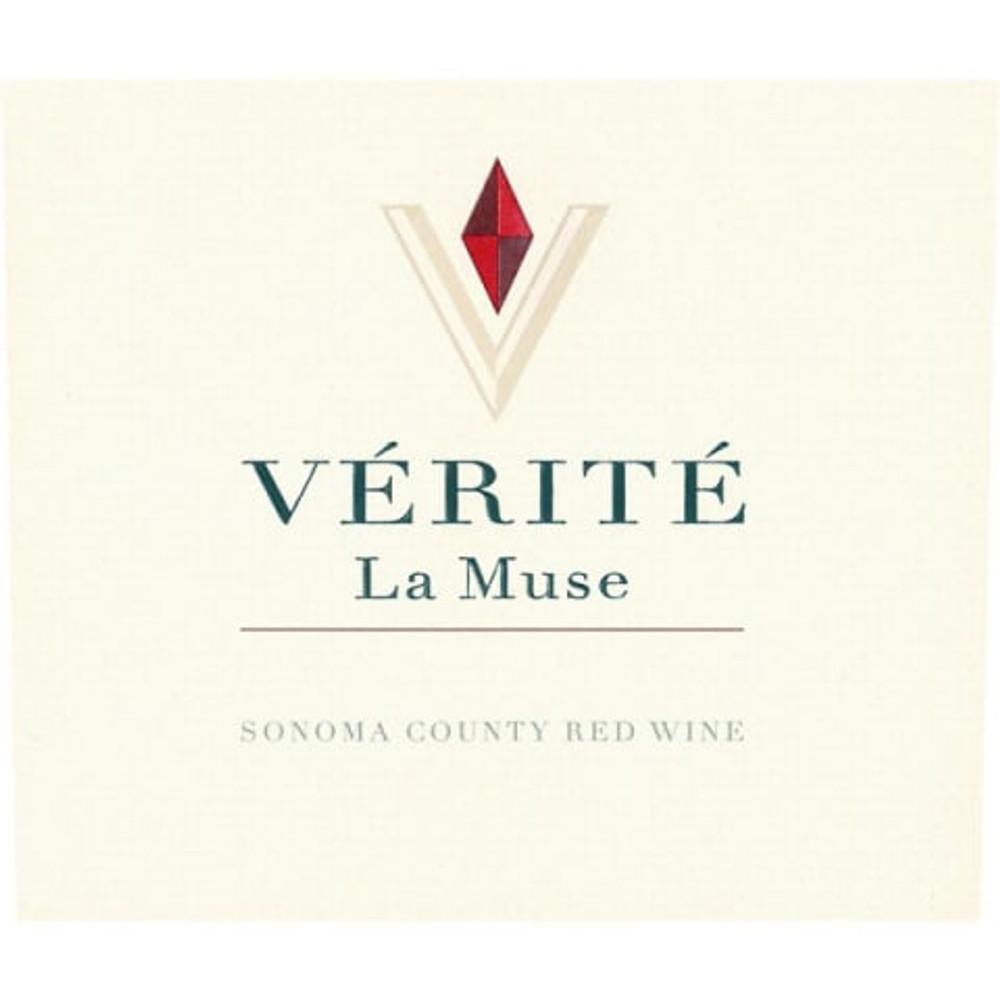 Verite La Muse Sonoma County 2012 750ml