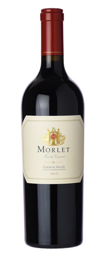 Morlet Coeur De Vallee Red Wine Napa Valley 2012 750ml