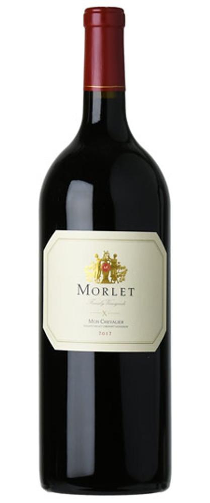 Morlet Mon Chevalier Cabernet Sauvignon Knights Valley 2012 750ml