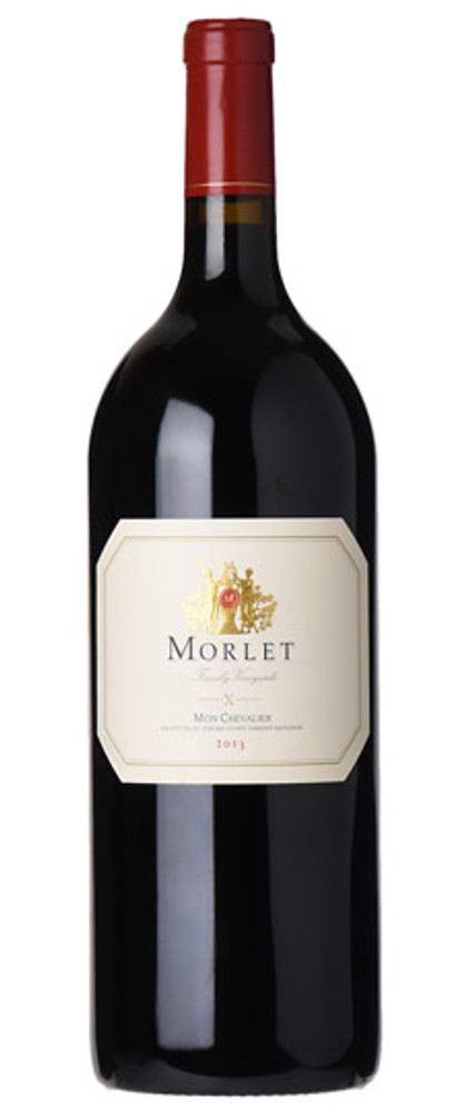 Morlet Mon Chevalier Cabernet Sauvignon Knights Valley 2013 750ml