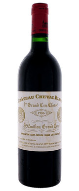 Cheval Blanc 1986 750ml