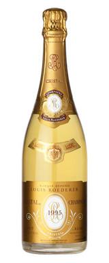 Louis Roederer Cristal Champagne Brut 1995 750ml