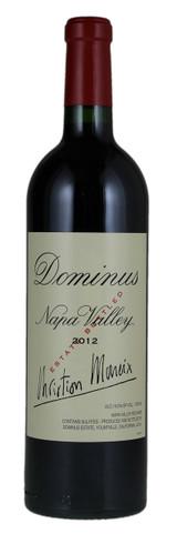 Dominus Estate Napa Valley 2012 750ml