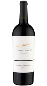 Yount Ridge Cabernet Sauvignon Napa Valley 2014 750ml