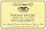 Domaine de la Pousse d'Or Volnay Les Caillerets 1er Cru Ex-Domaine Vertical Lot (18 x 750ml)