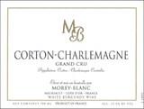 Maison Morey Blanc Corton Charlemagne Grand Cru 2012 750ml [Ex-Domaine]