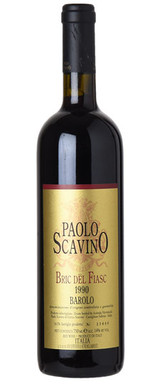 Paolo Scavino Barolo Bric del Fiasc 1990 3000ml [Ex-Domaine]