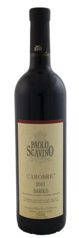 Paolo Scavino Barolo Carobric 2001 1500ml [Ex-Domaine]