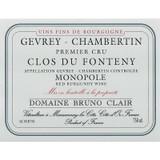 Bruno Clair Gevrey Chambertin Clos du Fonteny 1er Cru Monopole 1995 1500ml [Ex-Domaine]