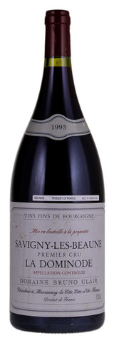 Bruno Clair Savigny-les-Beaune La Dominode 1er Cru 1993 1500ml [Ex-Domaine]