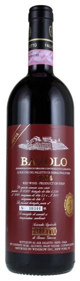 Bruno Giacosa Barolo Riserva Le Rocche del Faletto 2004 750ml (Scuffed Labels)