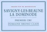 Bruno Clair Savigny-les-Beaune La Dominode 1er Cru 1995 750ml [Ex-Domaine]