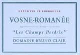 Bruno Clair Vosne Romanee Les Champs Perdrix 1993 750ml [Ex-Domaine]